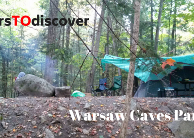 #yoursTOdiscover: Warsaw Caves