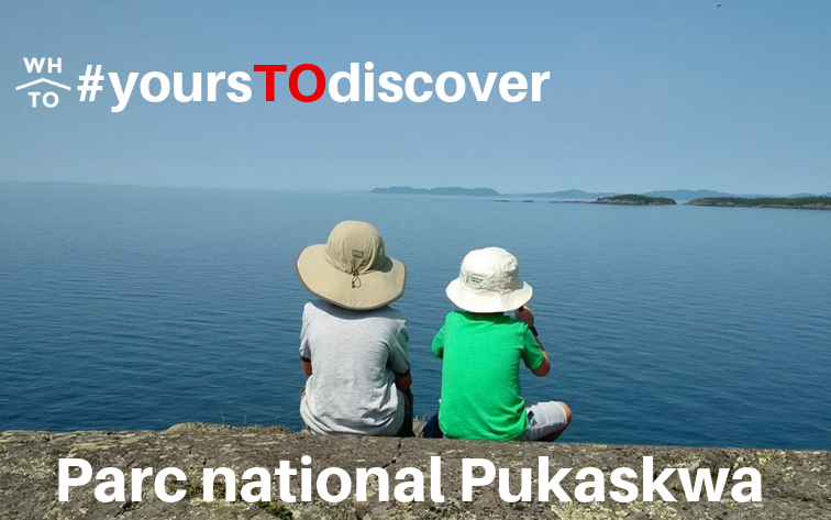 #yoursTOdiscover: Parc national Pukaskwa