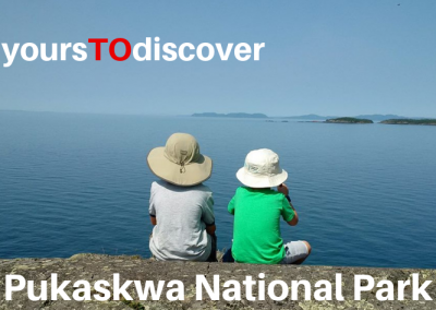 #yoursTOdiscover: Pukaskwa National Park (Turkish)