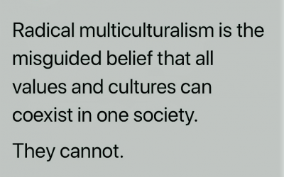 Multiculturalism, Values, and the Golden Rule