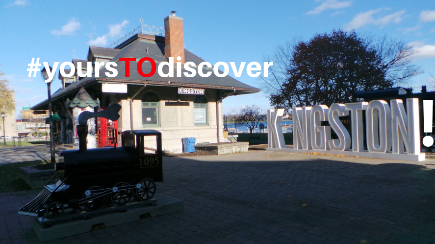 #yoursTOdiscover: Historic Kingston