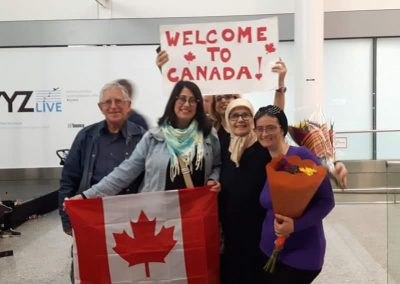 Canada, a country of open arms, hearts and minds