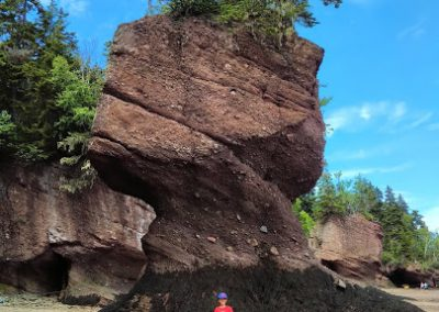 #yoursTOdiscover: Hopewell Rocks